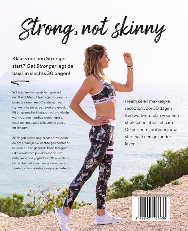Claudia van Avermaet,Get stronger