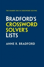 Bradford, Anne R Collins Bradford`s Crossword Solver`s Lists