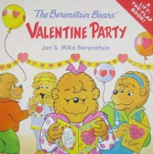 Berenstain, Jan The Berenstain Bears` Valentine Party