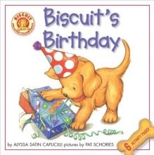 Capucilli, Alyssa Satin Biscuit`s Birthday