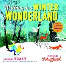 Hopgood, Tim Walking in a Winter Wonderland Book & CD