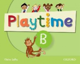 Selby, Claire Playtime B. Course Book