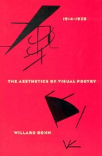 Bohn, Aesthetics of Visual Poetry, 1914-1928