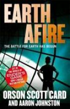 Card, Orson Scott First Formic War 02. Earth Afire