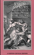 Fielding, Henry Joseph Andrews with Shamela and Related Writings (NCE) (Paper)