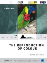 Hunt, R. W. G. The Reproduction of Colour