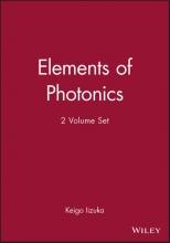 Iizuka, Keigo Elements of Photonics