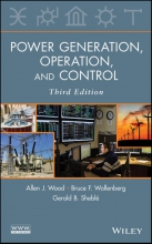 Wood, Allen J. Power Generation, Operation, and Control