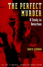 Lehman, David The Perfect Murder: A Study in Detection