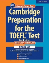 Gear, Jolene,   Gear, Robert Cambridge Preparation for the Toefl Test