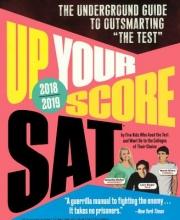 Berger, Larry Up Your Score SAT 2018-2019