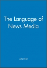 Allan Bell The Language of News Media