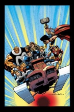 Simonson, Walter,   Simonson, Louise,   Claremont, Chris The Fantastic Four Epic Collection 20