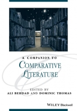 Behdad, Ali A Companion to Comparative Literature