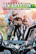 Robinson, James,   Rucka, Greg Superman New Krypton 4