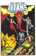 Wolfman, Marv The New Teen Titans Omnibus, Volume 3
