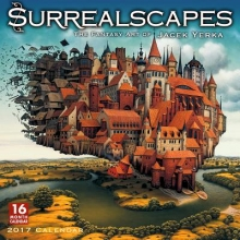Surrealscapes 2017 Calendar