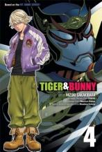 Sakakibara, Mizuki Tiger & Bunny, Vol. 4