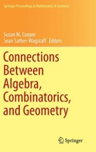 Susan M. Cooper,   Sean Sather-Wagstaff Connections Between Algebra, Combinatorics, and Geometry