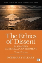 Rosemary O`Leary, The Ethics of Dissent