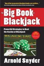 Snyder, Arnold The Big Book of Blackjack