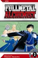 Arakawa, Hiromu Fullmetal Alchemist 3