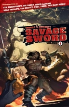 Tobin, Paul Robert E. Howard`s Savage Sword Volume 1