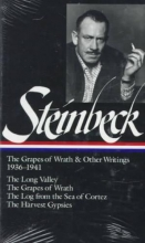 Steinbeck, John The Grapes of Wrath the Long Valley the Log from the Sea of Cortez the Harvest