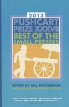 The Pushcart Prize XXXVII