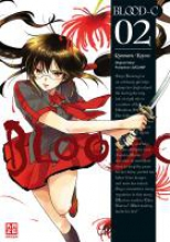 Clamp BLOOD-C 02