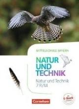 Bresler, Siegfried,   Gohlke, Gonca,   Hellendrung, Holger,   Maier, Werner NuT - Natur und Technik 7. Jahrgangsstufe- Mittelschule Bayern - Schülerbuch
