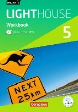 Berwick, Gwen,   Thorne, Sydney English G LIGHTHOUSE Band 5: 9. Schuljahr - Allgemeine Ausgabe - Workbook Audios online