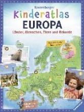 Schwendemann, Andrea Ravensburger Kinderatlas Europa