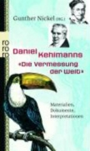 Nickel, Gunther Daniel Kehlmanns