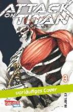 Isayama, Hajime Attack on Titan 03
