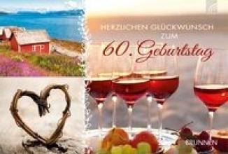 Herzlichen Glckwunsch zum 60. Geburtstag