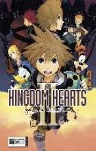 Amano, Shiro Kingdom Hearts II 02