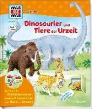 Oftring, Bärbel WAS IST WAS Junior Band 30. Dinosaurier und Tiere der Urzeit