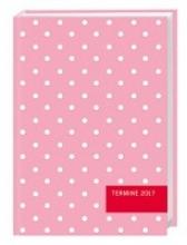times&more Punkte Kalenderbuch rosa - Kalender 2017