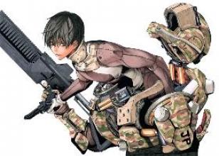 Obata, Takeshi All You Need Is Kill Manga 01