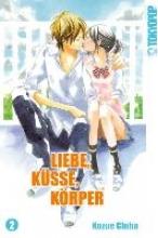 Chiba, Kozue Liebe, Küsse, Körper 02