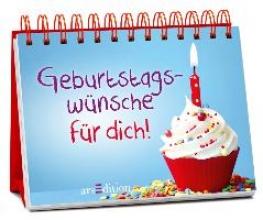 Geburtstagswünsche für dich!