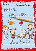 Warnke, Annekatrin Kritzel dich durch ... deine Familie