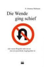 Wallmann, H. Johannes Die Wende ging schief