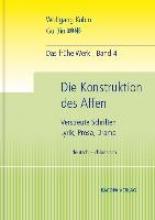 Kubin, Wolfgang Die Konstruktion des Affen. Das frühe Werk. Band 4. Verstreute Schriften. Lyrik, Prosa, Drama.
