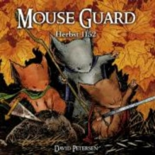 Petersen, David Mouse Guard 01