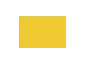 , fotokarton Folia 50x70cm 300gr pak a 25 vel goudgeel