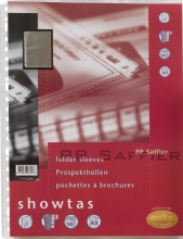 , Showtas Multo 23-gaats PP 0.08mm nerf
