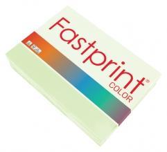 , Kopieerpapier Fastprint A4 80gr lichtgroen 500vel