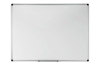 , Whiteboard Quantore 90X120cm emaille magnetisch